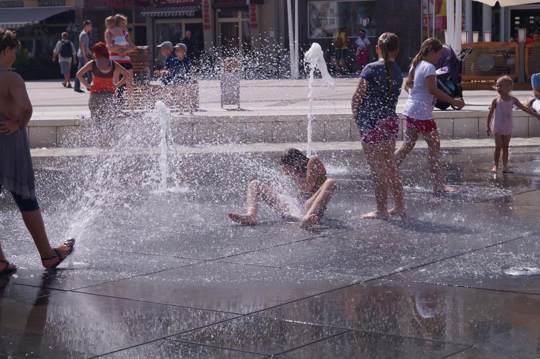 fontanna miejska