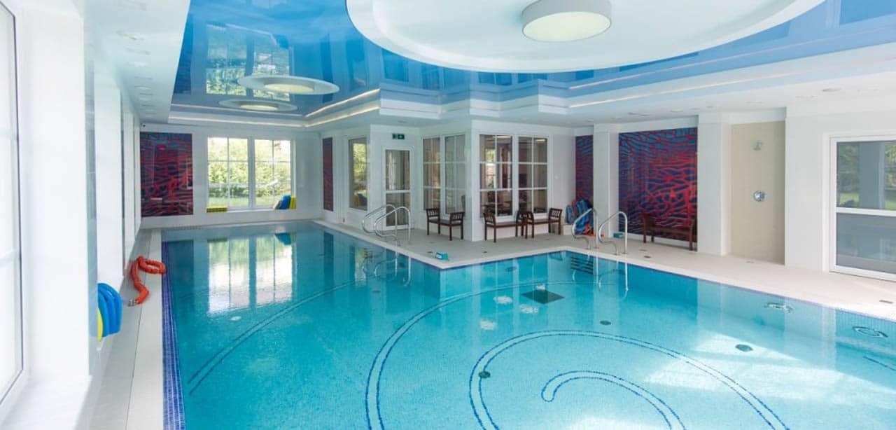 basen do nauki pływania szczecin