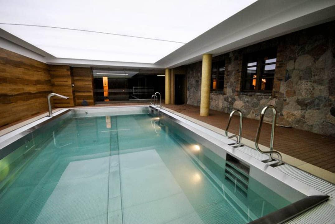 stalowy basen hotelowy Koprzywnica