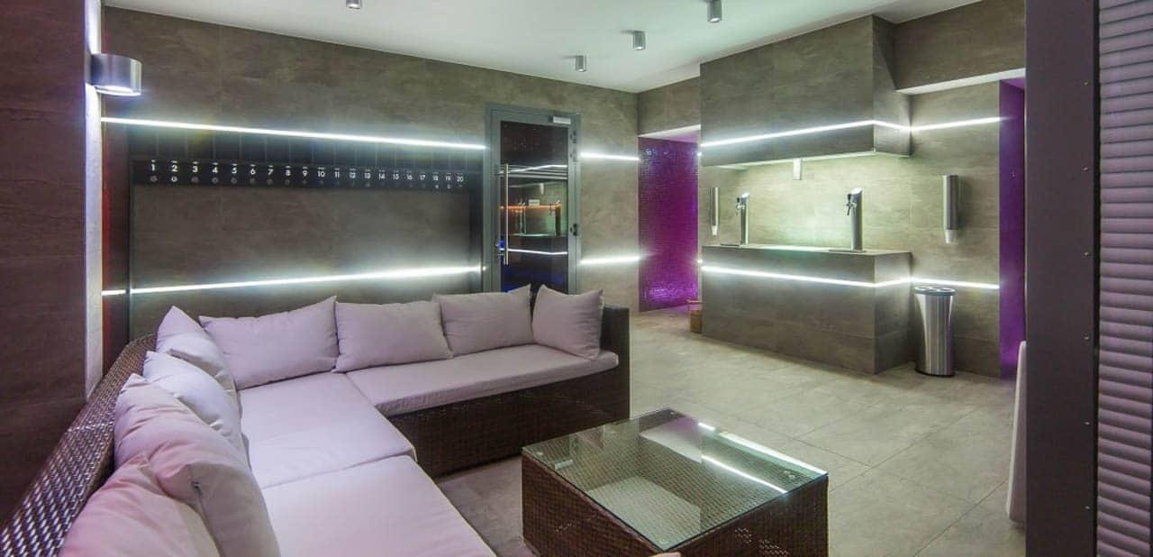 hotelowa sauna szczecin