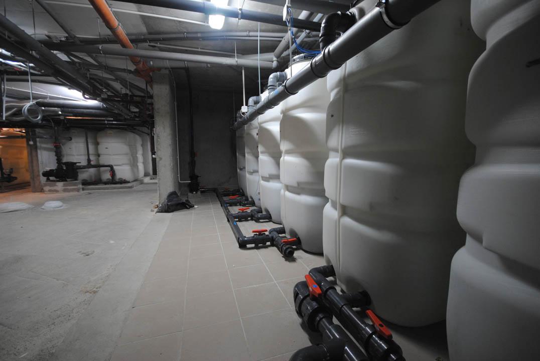 zdjęcie instalacji basenowej