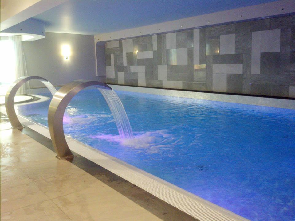 basen hotelowy Świnoujście